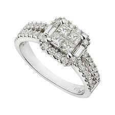 Zales Diamond Wedding Rings by Wedding Rings White Diamond Wedding Ring Zales Promise Rings Kay
