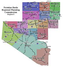 Midland Texas Map About Us Permian Basin Law Enforcement Academy