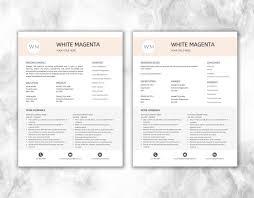 Resume Cover Letter Template Download 94 Best Document Folder Shop Resume Cv U0026 Stationery Images On