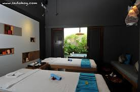 taman air spa our vip massage room indohoy