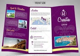 hotel brochure design templates hotel brochure template fieldstation co