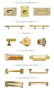 antique kitchen cabinet hardware brass gold with antique brass