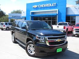 certified pre owned 2017 chevrolet suburban ls sport utility in