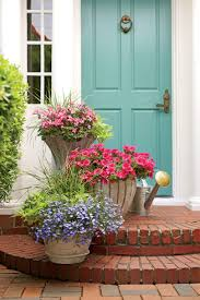 good front door planters ideas part 2 35 front door flower pots