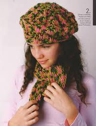 modelos modernos para gorras tejidas con patron para tejer una boina con bufanda corta iknitts com