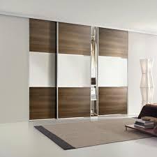 porte coulissante pour chambre l 39 armoire avec porte coulissante pour la chambre a fabriquer