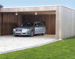 Carport Designs Moderne Carport In Hout Carport Pinterest Car Ports Carport
