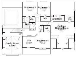 railroad style apartment floor plan house plans with bonus rooms apartments open concept floor plans