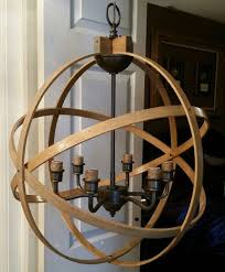 Wood Orb Chandelier 258 Best Chandeliers And Light Fixtures Images On Pinterest Orb