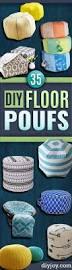 32 fabulous diy poufs your living room needs right now diy joy