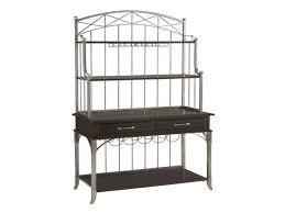 Bakers Wine Racks Furniture Ideas Antique Interior Storage Design Ideas With Bakers Rack