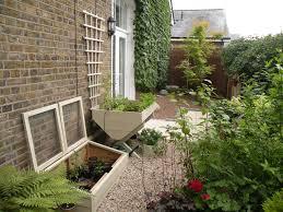 L Shaped Garden Design Ideas L Shaped Garden