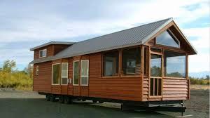 Derksen Portable Finished Cabins At Enterprise Center Youtube Incredible Park Model Cabin From Oregon Based Builder Rich U0027s