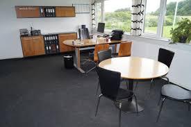 Runder Schreibtisch Anrichte Kommode Auf Rädern Steh Sitz Schreibtisch