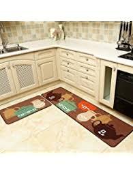 Kitchen Area Rugs Amazon Com Kitchen Rugs Home U0026 Kitchen