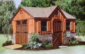 storage sheds 1 2 car garages playhouses board and batten sheds