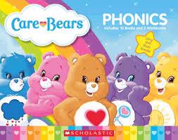care bears phonics boxed liza charlesworth
