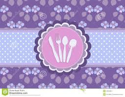 Editable Invitation Cards Free Download Dinner Invitation Card Stock Image Image 28840891