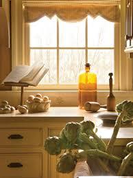 kitchen style kitchens valances window treatments curtain kitchen