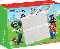 target ds3 black friday photos of the super mario black white edition new 3ds nintendo