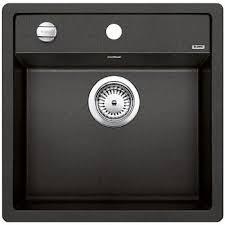 granite kitchen sinks uk blanco dalago 5 1 0 bowl anthracite black silgranit granite