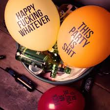 balloons for men abusive balloons gifts for men