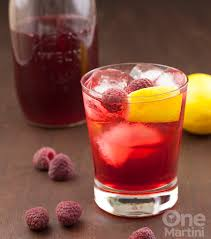 raspberry shrub recipe and an easy gin cocktail u2013 one martini