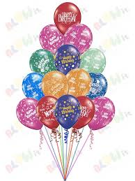 luck balloon delivery birthday balloon bouquets in toronto from blowit ca