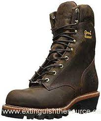 the bay s boots sale chippewa s 73100 lace to toe logger boot store color