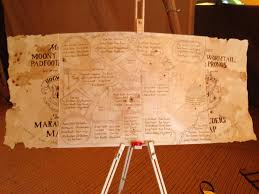 Harry Potter Marauders Map Marauders Map Table Plan Harry Potter Wedding Pinterest