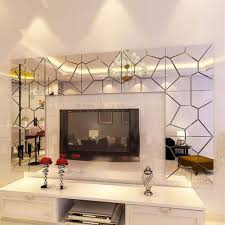 home decor with mirrors mirror wall designs great best living room wall decor ideas on
