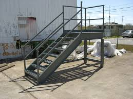 Industrial Stairs Design Industrial Stairway And Platform Discount Industrial Stairs