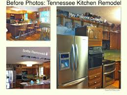 Kitchen Before And After by Decorative Ceiling Tiles Before And After Photos