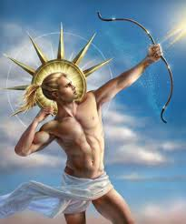 apollo greek god of light music and poetry greek gods and
