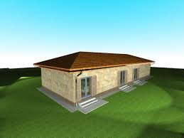 bungalow design time lapse construction in artlantis from