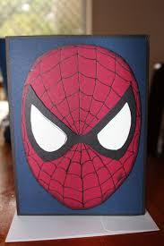 Spiderman Invitation Cards Best 20 Spiderman Cards Ideas On Pinterest Spiderman Birthday