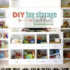 How To Make A Simple Wooden Toy Box by 30 Cool Diy Toy Storage Ideas Shelterness