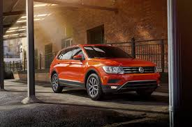 volkswagen tiguan 2018 interior review all new 2018 volkswagen tiguan more of what you want