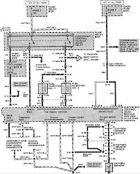 isuzu rodeo fuel pump wiring diagram 1998 isuzu rodeo fuel pump