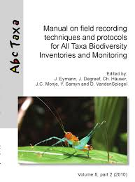 eyman et al editors 2010 manual on field recording techniques