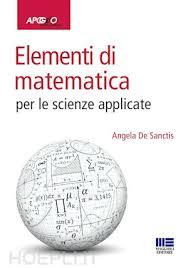 maggioli editore sede elementi di matematica de sanctis angela maggioli editore