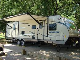 used craigslist travel trailers for sale campers with outdoor