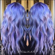 periwinkle hair style image periwinkle blue and lavender hair colors melting into subtle