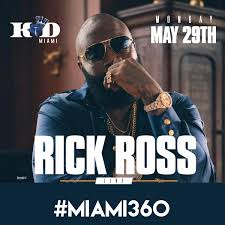 rick ross live king of diamonds memorial day weekend tickets