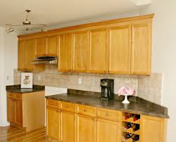 Install Crown Molding On Kitchen Cabinets Adding Kitchen Cabinet Moulding To Existing Cupboards
