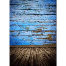 mohoo silk vintage blue wood floor photography
