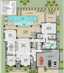 house plans with 3 master suites plan 31852dn spacious florida house plan with second floor