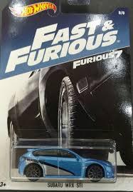 fast subaru wrx wheels 2017 fast u0026 furious subaru wrx sti 0000239 3 25