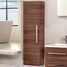 Bathroom Furniture Walnut by 31 Tall Corner Bathroom Cabinet Adelaide Tall Mirror Bathroom