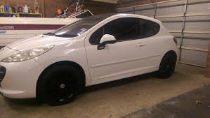 peugeot 207 new new 207 gt owner
